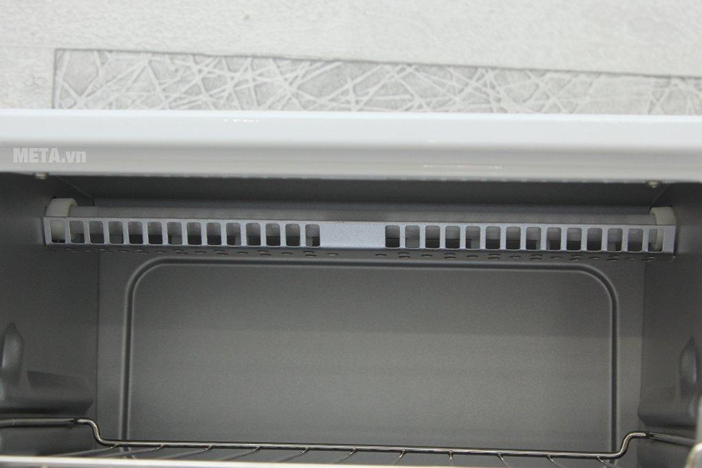 Lò nướng Panasonic PALN-NT-GT1WRA - 9 lít được làm từ chất liệu cao cấp