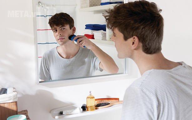 Máy cạo râu Philips AT600 giúp phái mạnh hoàn thiện vẻ lịch lãm