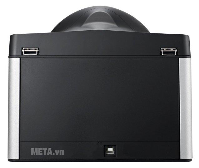 Máy Scan hộ chiếu Plustek X100 được thiết kế chuyên dụng để quét hộ chiếu và các loại thẻ nhựa khác