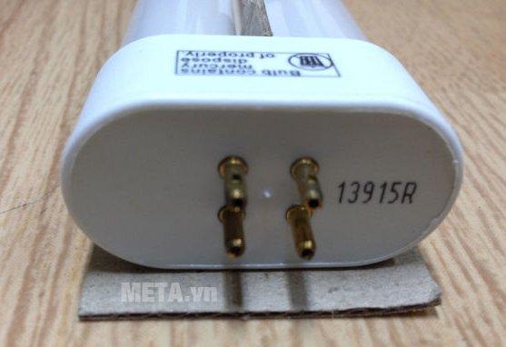 Bóng đèn 15W - Đèn diệt côn trùng DS-DU15 có khả năng thu hút côn trùng rất tốt