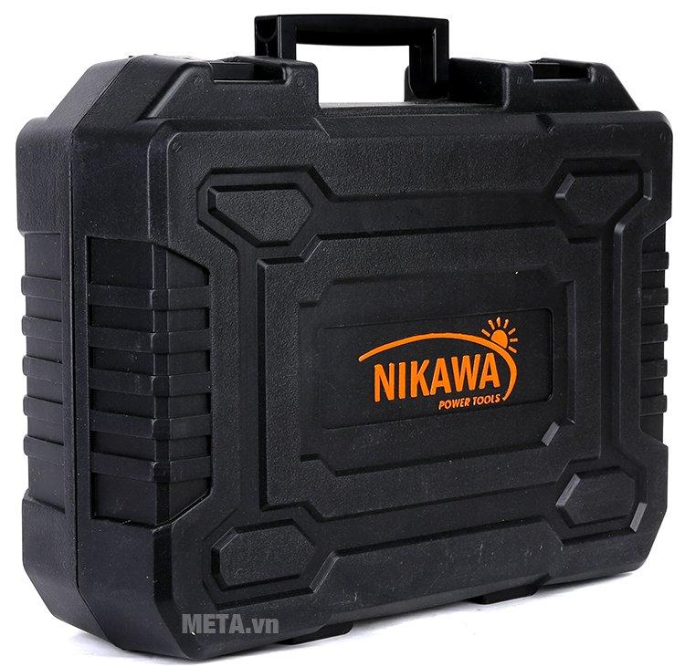 Máy khoan không dây Nikawa NK-M18S có hộp đựng tiện dụng