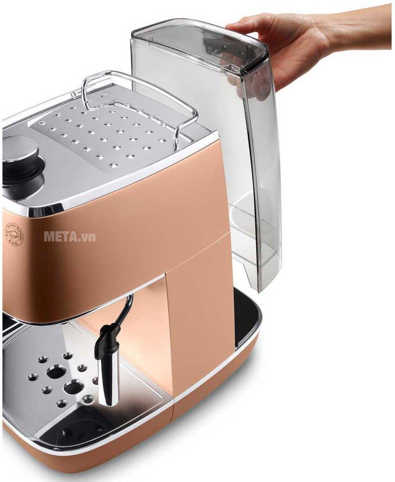 Máy pha cà phê Delonghi Distina ECI 341.CP có thể tháo rời