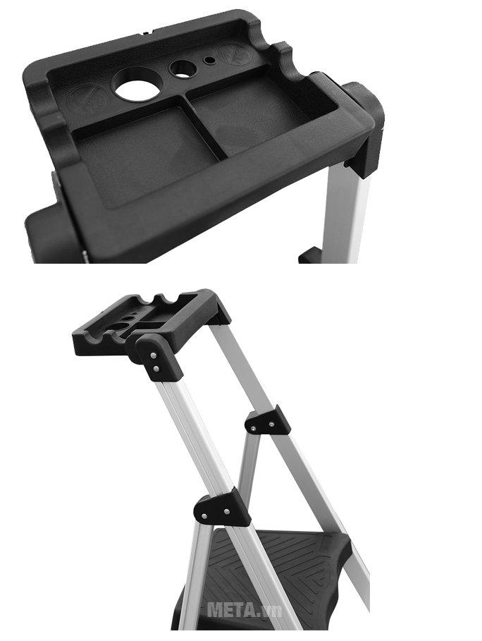 Thang ghế 5 bậc Nikawa NKP-05 có tải trọng lên đến 90kg