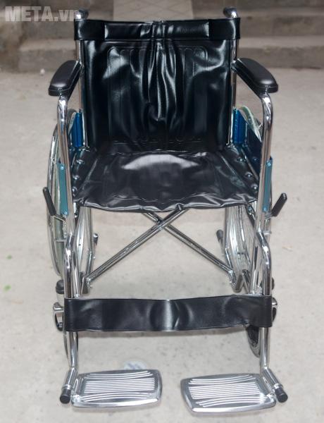 Xe lăn tiêu chuẩn Lucass X9 có thiết kế chắc chắn