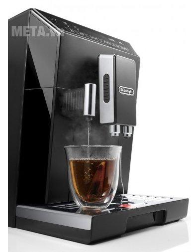 Máy pha cà phê tự động Delonghi ECAM44.660.B có chất liệu cao cấp