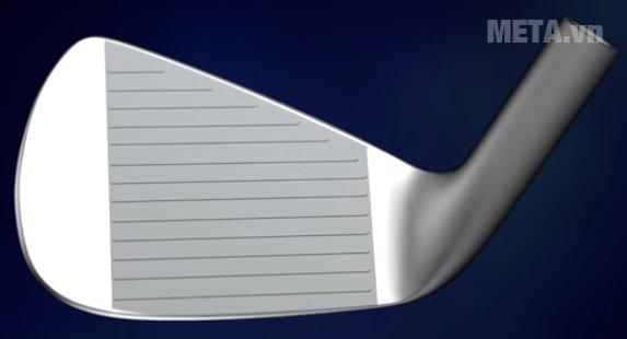 Bộ gậy golf Honma Iron Tour World TW 737 P NS Pro có mặt gậy mỏng