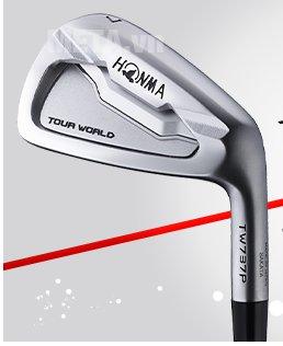 Bộ gậy golf Honma Iron Tour World TW 737 P NS Pro có thiết kế chuyên nghiệp