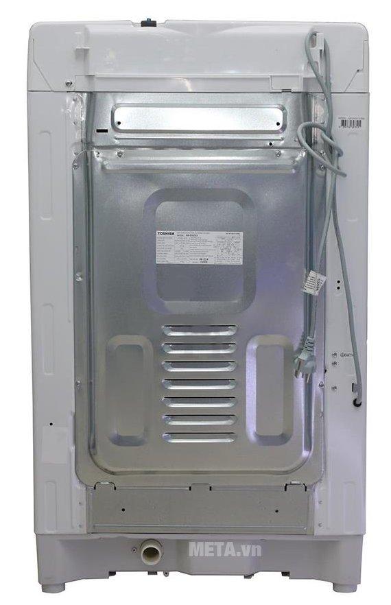 Máy giặt Toshiba AW-E920LVW có chất liệu cao cấp