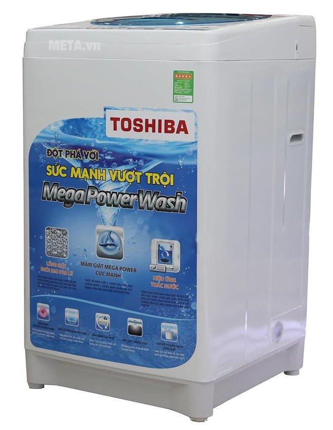 Máy giặt Toshiba AW-E920LVW được thiết kế tiện lợi