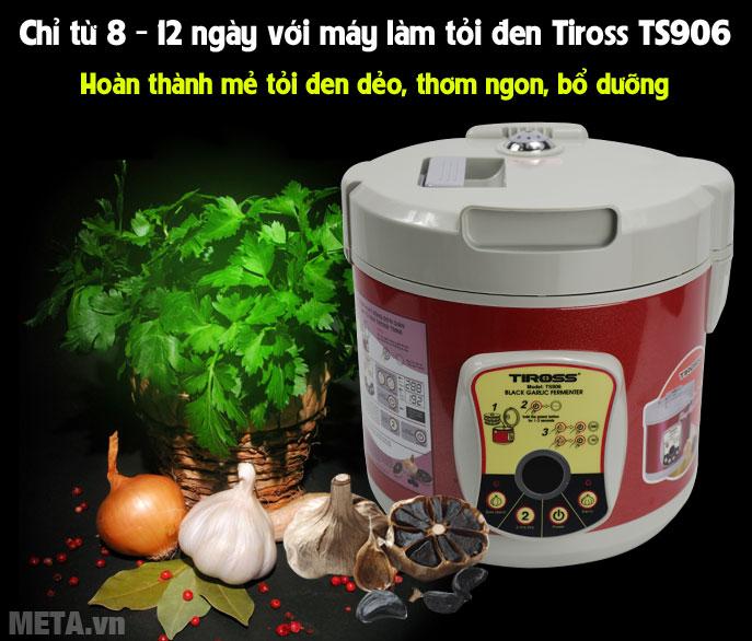 Máy làm tỏi đen Tiross TS906