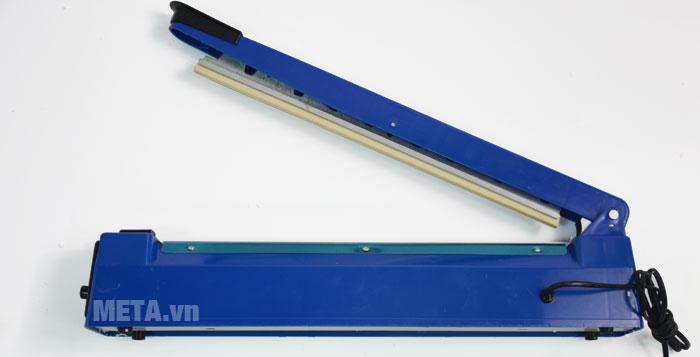 Máy hàn miệng túi bằng tay PFS - 400 được thiết kế chắc chắn