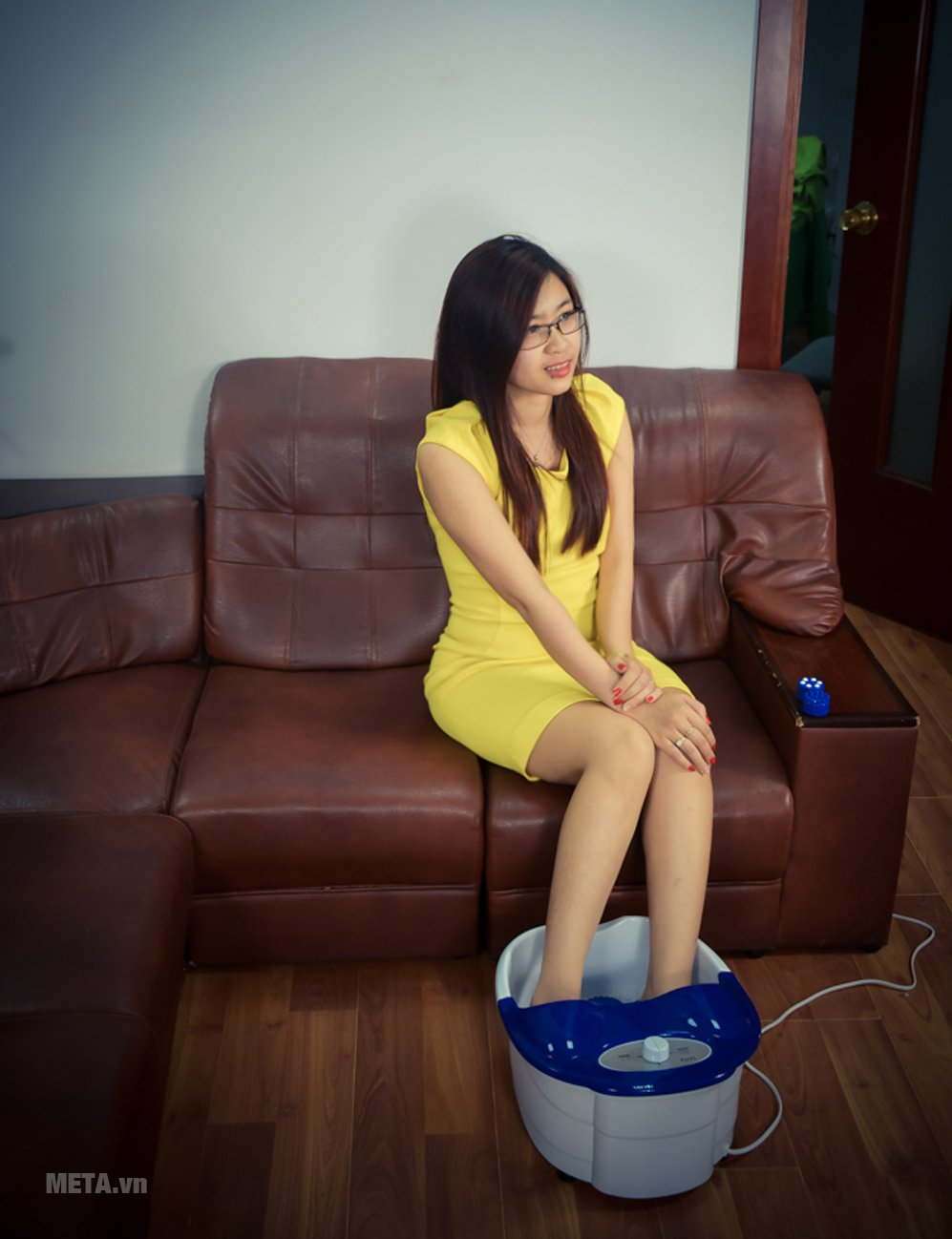 Bồn massage chân hồng ngoại Laica PC1301