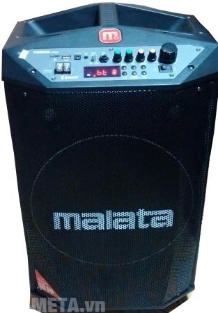 Loa kéo Malata M9017 mang loa trải rộng cho chất lượng phát ra được to rõ ràng