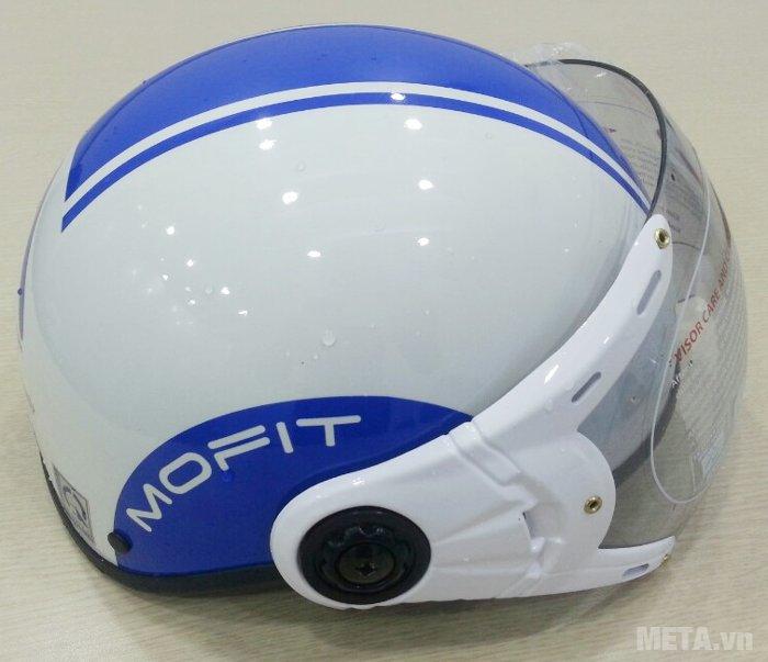 Mũ bảo hiểm Mofit bảo đảm an toàn cho người sử dụng