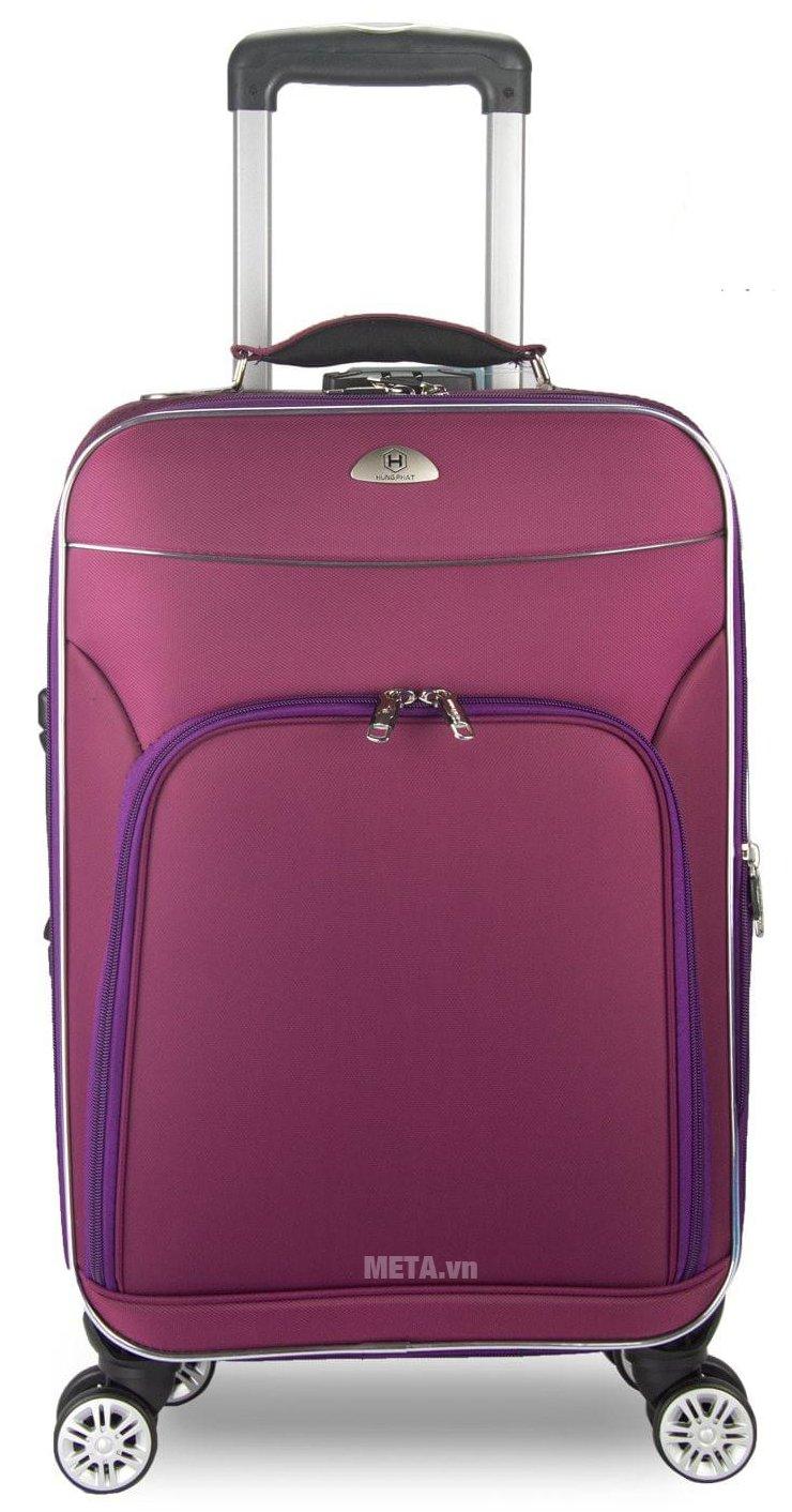 Vali 4 bánh xoay VLX015 28 inch màu tím