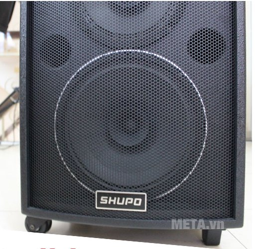 Loa di động Shupo BT108 mang đến âm thanh cực hay