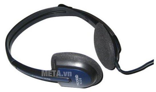 Tai nghe Microlab K220 có thiết kế thanh mảnh