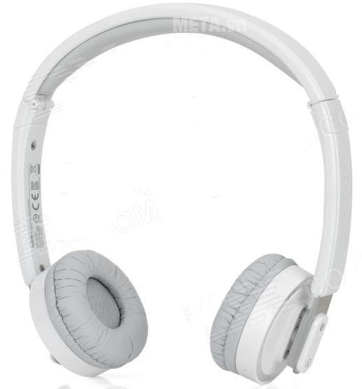 Tai nghe không dây H6080 có hệ thống điều chỉnh âm lượng