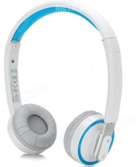 Tai nghe không dây H6080 tích hợp chức năng nghe gọi và nút kết nối Bluetooth