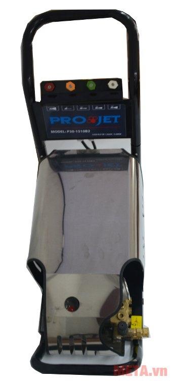Máy rửa xe cao áp Projet P30-1510B2 có áp lực 100 bar