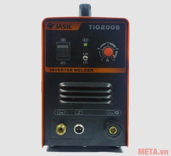 Máy hàn Tig Jasic 200S (R20) dùng hàn inox và hàn thép.