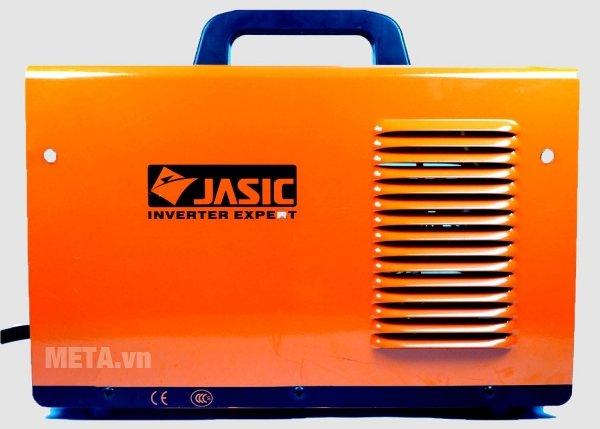 Máy hàn Jasic TIG-200A có vỏ màu cam