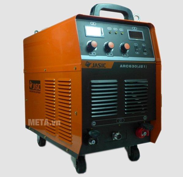 Máy hàn que Jasic ARC-630 (J21) có đèn báo quá dòng/quá nhiệt