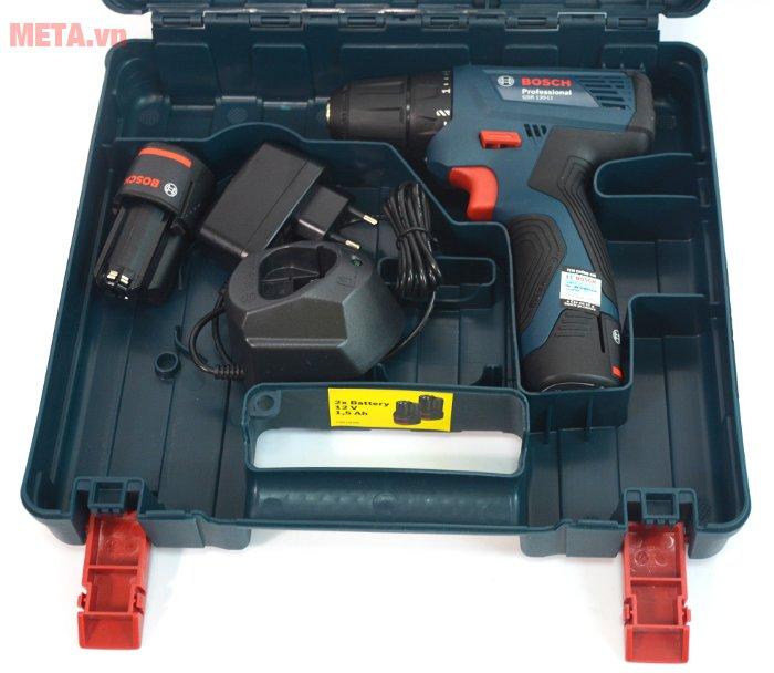 Máy khoan vặn vít dùng pin GSR 120-LI