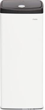 Thùng rác Inox nhấn vuông Fitis STL1-904 công nghệ kháng khuẩn tiên tiến