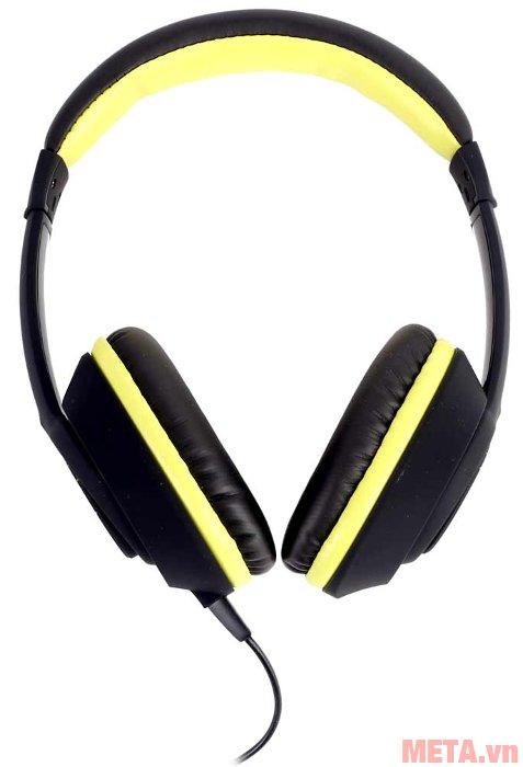 Tai nghe Microlab K320 cho âm thanh trong trẻo, rõ nét
