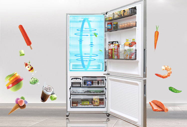Tủ lạnh cho khả năng làm lạnh nhanh chóng và hiệu quả