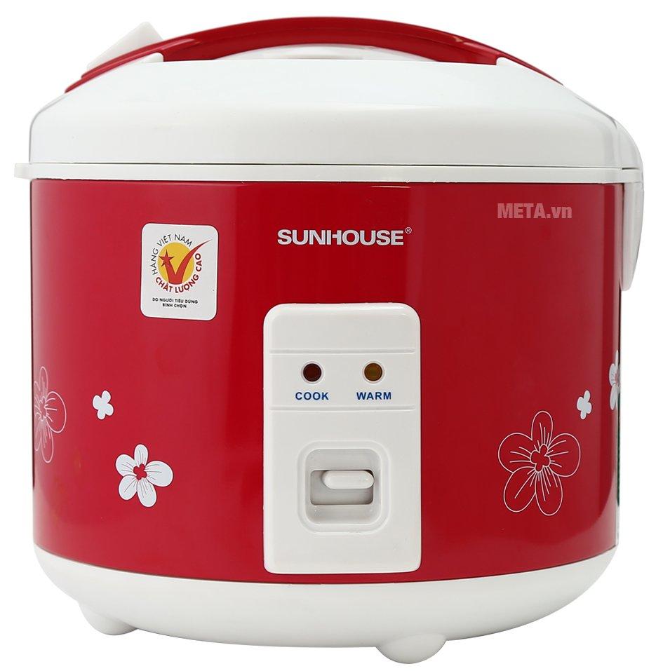 Nồi cơm điện Sunhouse SHD8601