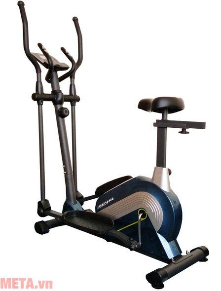 Xe đạp tập leo núi Royal 571A có tính năng đo nhịp tim
