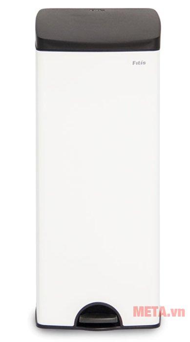 Thùng rác inox Fitis SPL1-904 kiểu đạp chân