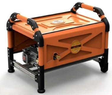 Máy phun rửa cao áp tự ngắt Jeeplus JPS-F216 có công suất 2.5KW