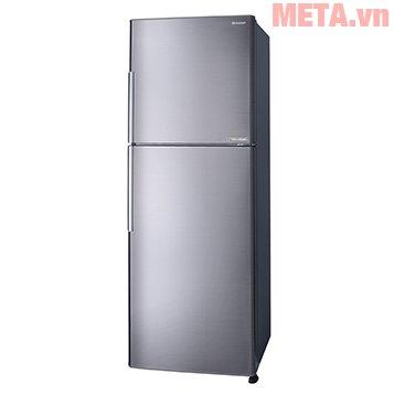 Tủ lạnh Sharp Inverter SJ-X316E-SL với chất liệu cao cấp
