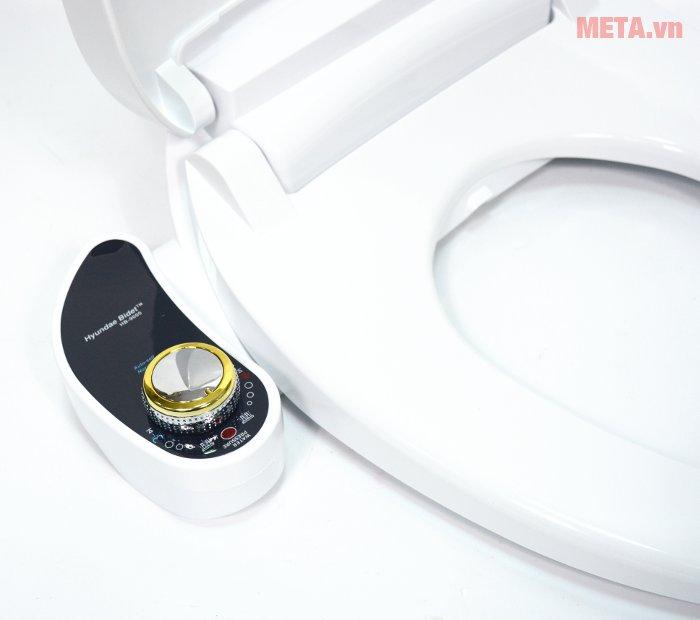 Thiết bị vệ sinh Hyundae Bidet 2 vòi phun HB-9000