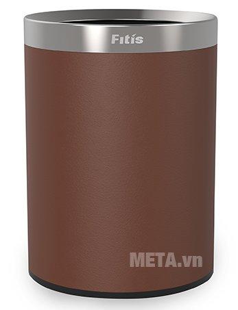Thùng rác 2 lớp Dual kiểu Âu Fitis ROM1-904 thay túi rác chỉ sau 3 giây