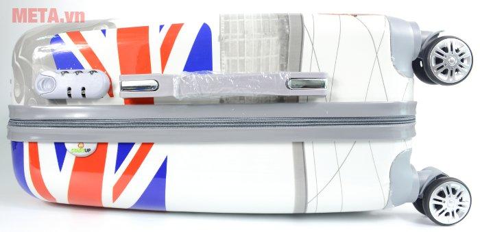 Vali nhựa VLN PC-03 20 inch giúp đựng hành lý tiện lợi