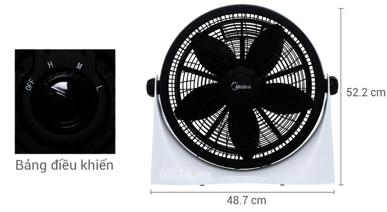 Kích thước nhỏ gọn, xoay chiều 360 độ độc đáo