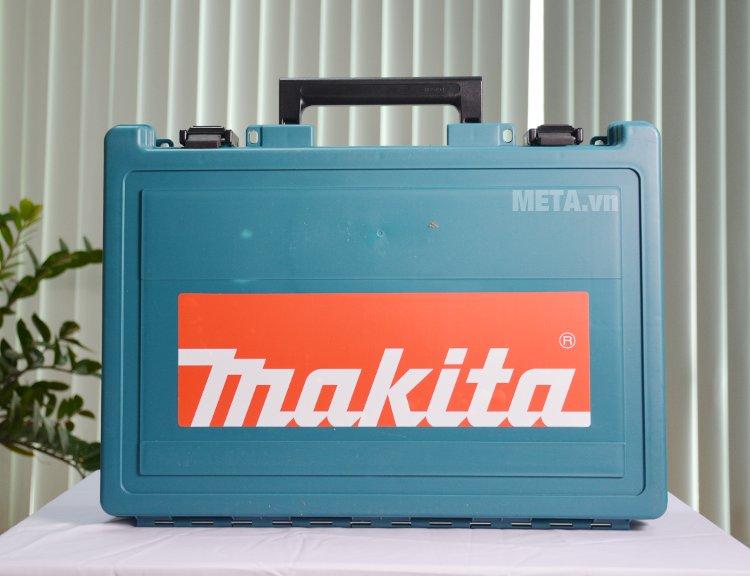 Máy đục bê tông Makita HM0810TA có hộp đựng bằng nhựa