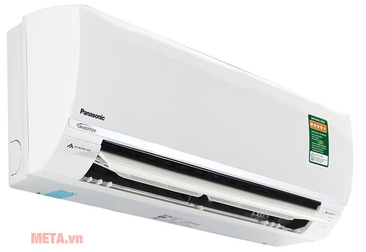 Điều hòa Panasonic 12000BTU CU/CS-YZ12SKH-8  có thiết kế màu trắng tao nhã