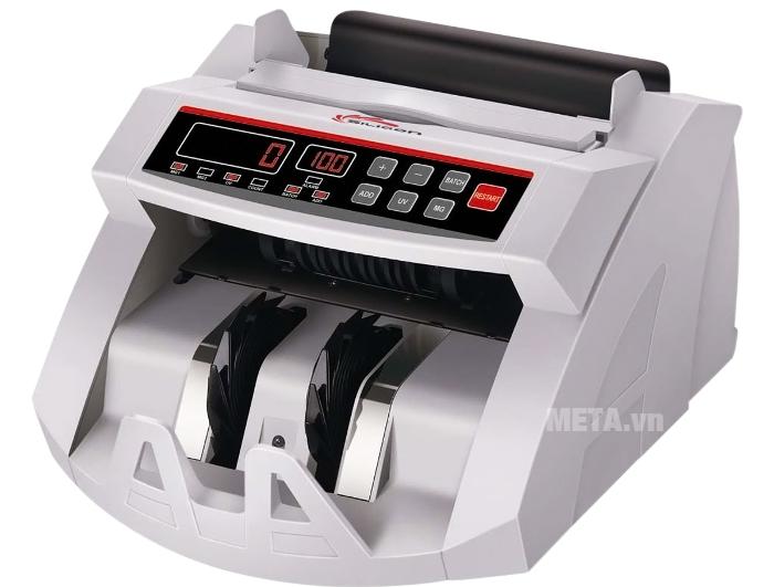 Silicon MC-2200 với tốc độ đếm nhanh chóng 1000 tờ/phút