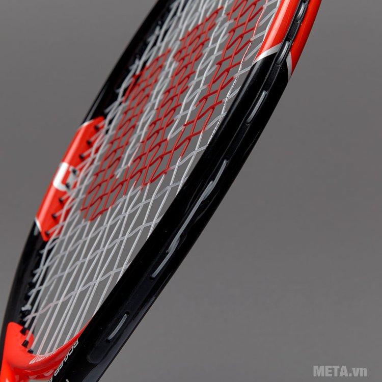 Vợt tennis trẻ em Wilson Roger Federer 23 WRT200700 có khung vợt rất cứng cáp