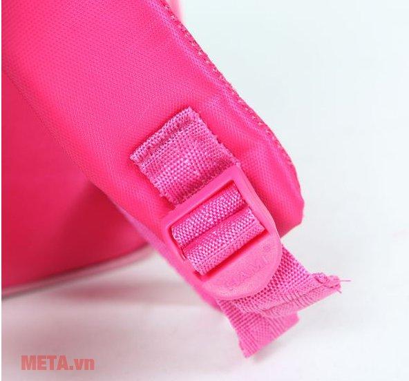 Balo mẫu giáo Hami BL213W - Frozen có thể điều chỉnh khi đeo