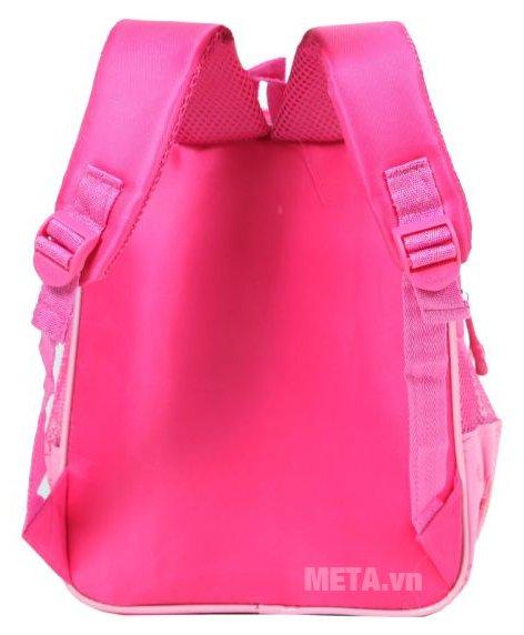 Balo mẫu giáo Hami BL213W - Frozen có màu hồng