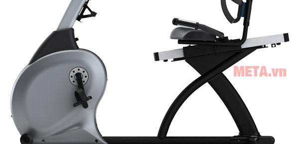 Với xe đạp tập Vision ghế tựa R20 Classic bạn dễ dàng tập luyện để đạt được hiệu quả