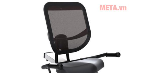 Tấm ghế đệm lưng hỗ trợ phần thắt lưng tạo cảm giác thoải mái