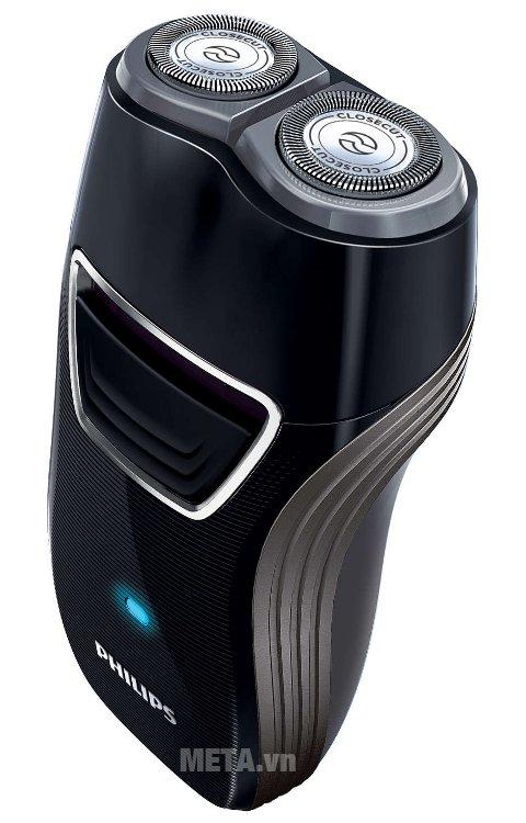 Máy cạo râu Philips PQ217 giúp nam giới cạo râu để tút lại vẻ đẹp trai hơn