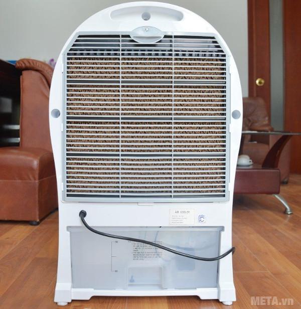 Máy làm mát giúp làm mát không khí, tiết kiệm điện năng